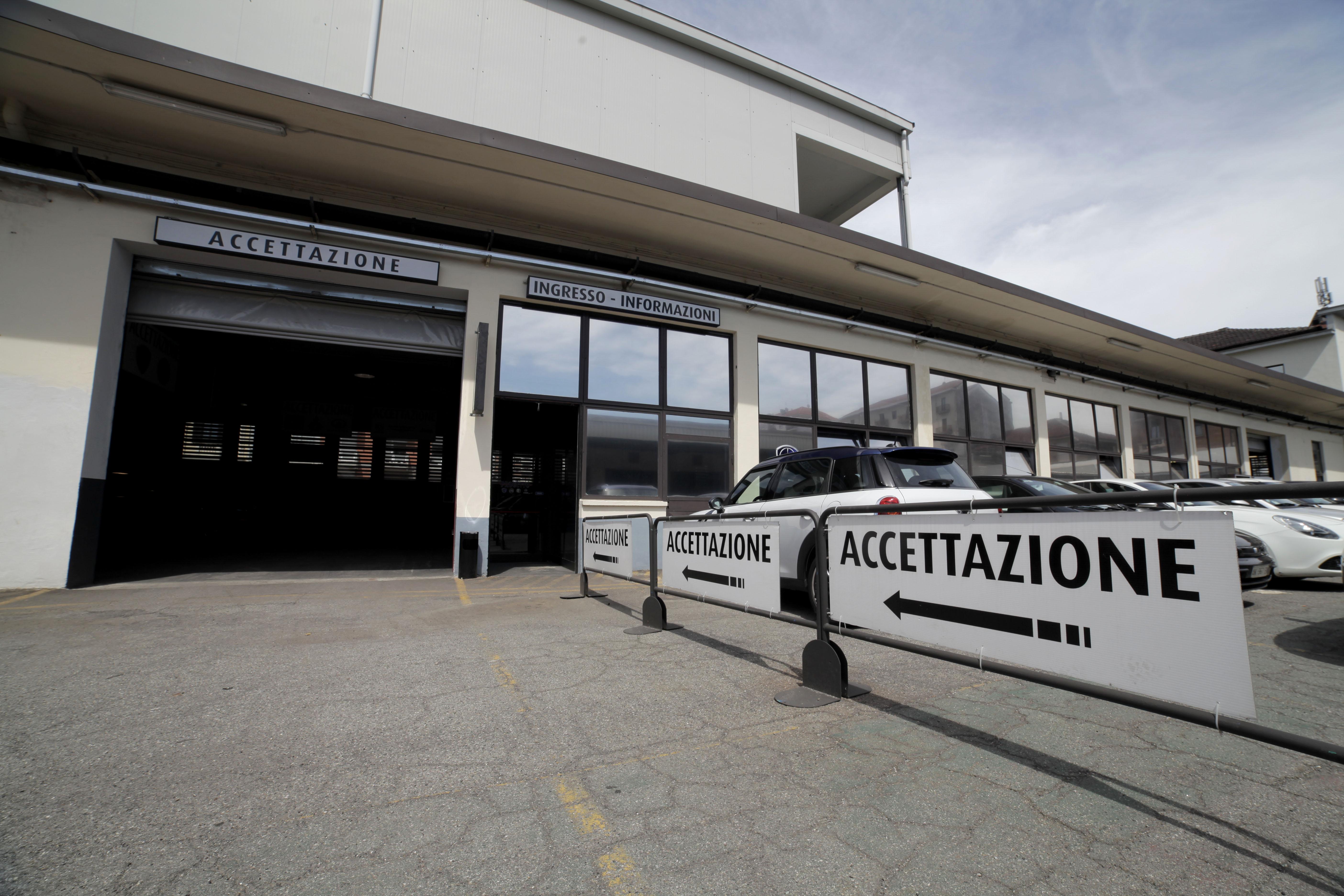 Officine progetto service torino for Garage alfa romeo luxembourg